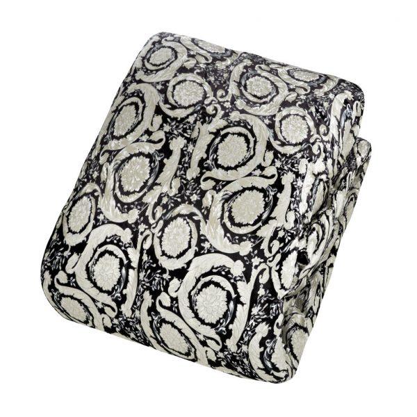Versace Home - Bavelvet Bedspread - Super King - Black