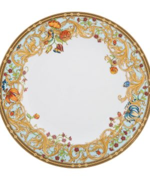 Versace Home - Le Jardin de Versace Plate - 27cm