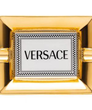 Versace Home - Medusa Rhapsody Ashtray - Gold - Small