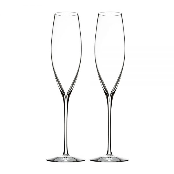 Waterford - Elegance Champagne Classic Flutes - Set of 2