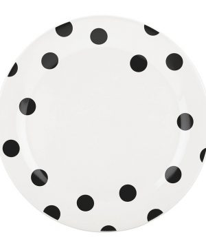 kate spade new york - Deco Dot Dinner Plate