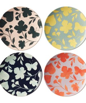 kate spade new york - Petal Lane Accent Plate - Set of 4