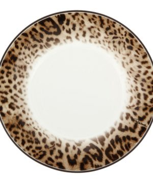 Roberto Cavalli - Jaguar Bread Plates - Set of 6