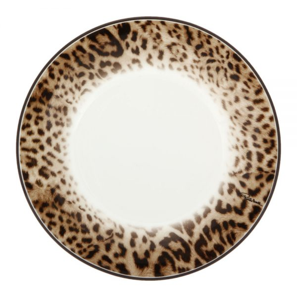 Roberto Cavalli - Jaguar Bread Plates - Set of 6