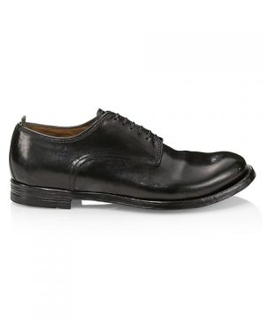 Anatomia Leather Lace-Up Dress Shoes