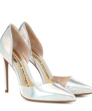 Angelina leather pumps