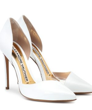 Angelina patent leather pumps
