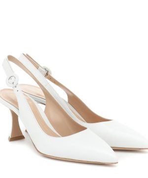 Anna 55 leather pumps