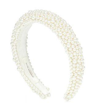 Bailey faux pearl headband
