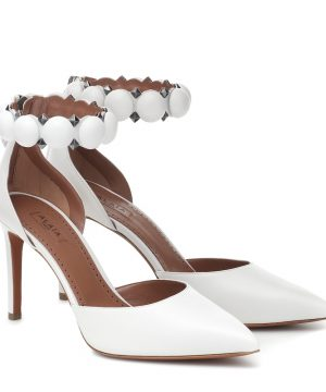 Bombe 90 leather sandals