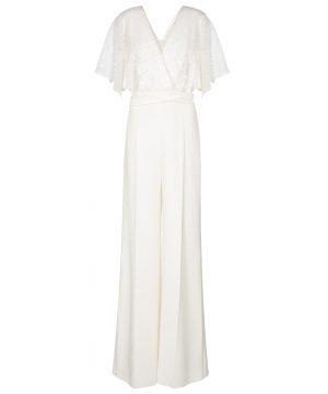 Bridal Bibo sequined jumpsuit