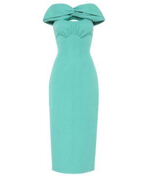 Exclusive to Mytheresa - Padma cloqué midi dress