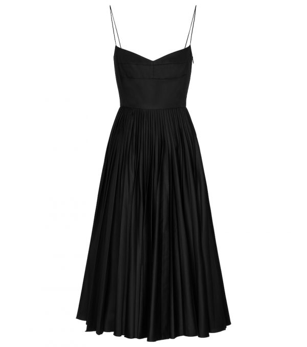 Exclusive to Mytheresa - Pamela cotton midi dress