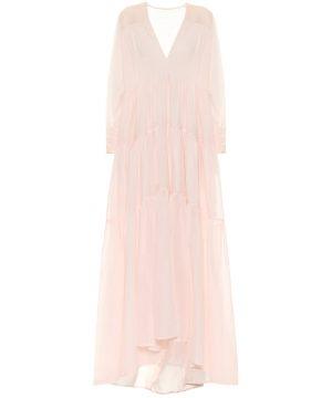Exclusive to Mytheresa - Vega cotton voile maxi dress