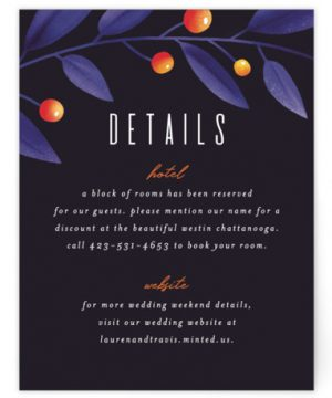 Fire And Ice Directions Cards