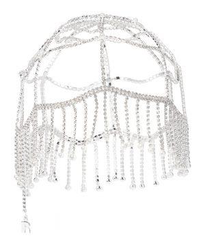 Gigi embellished headpiece