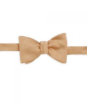 Grosgrain Silk Bow Tie