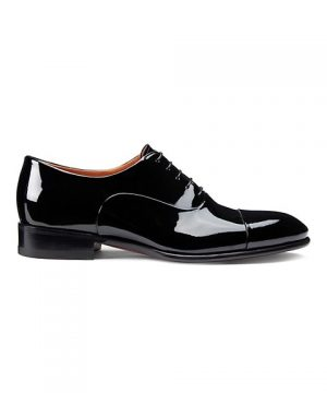 Isaac Patent Leather Dress Shoes