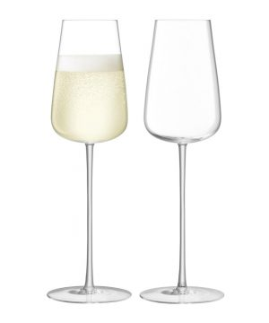 LSA International - Bar Culture Champagne Flute - Set of 2