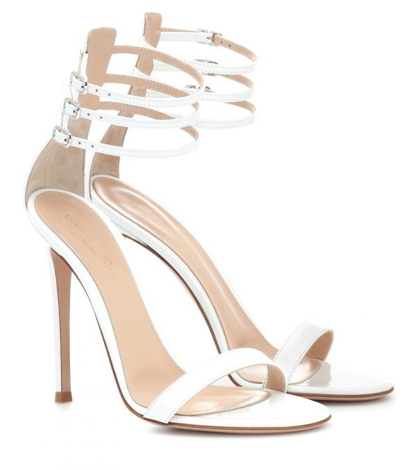 Lacey 110 patent leather sandals