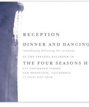 Love Reception Cards