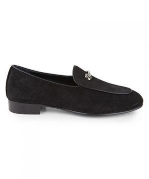 Lyl Suede Dress Shoes