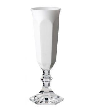 Mario Luca Giusti - Dolce Vita Acrylic Champagne Flute - White