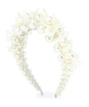 Mother-of-pearl headband