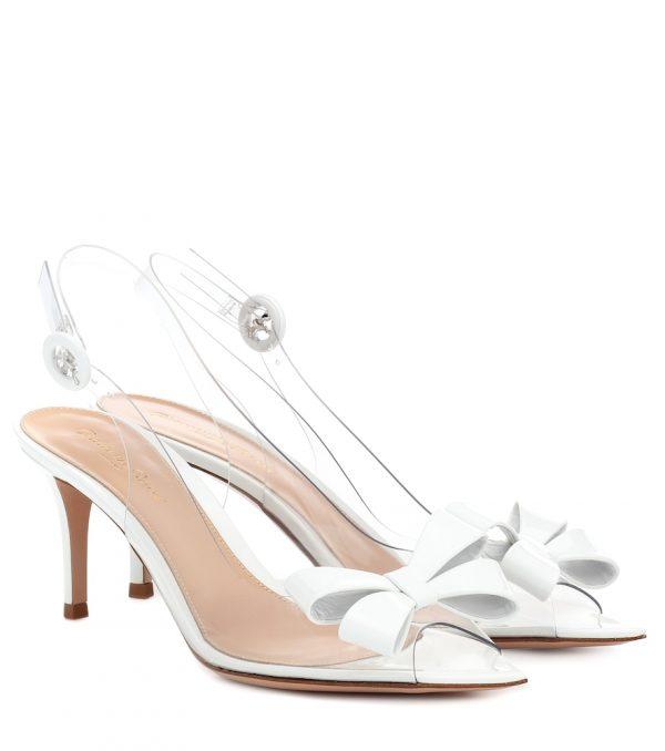 Plexi 70 slingback sandals