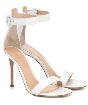Portofino 105 leather sandals