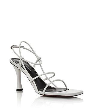 Proenza Schouler Women's High-Heel Strappy Sandals