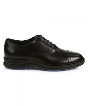 Profit Cap Toe Leather Dress Shoes