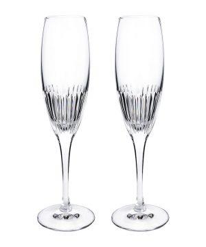 Royal Doulton - Calla Champagne Flutes - Set of 2