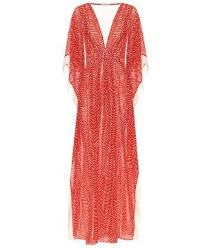 Seychelles georgette maxi dress