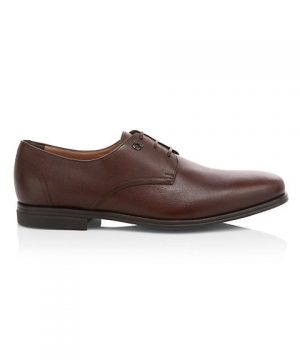 Spencer Lace-Up Leather Dress Shoes