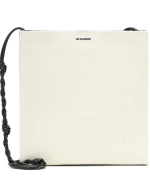 Tangle Medium canvas shoulder bag