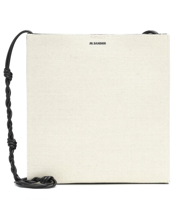 Tangle Medium canvas shoulder bag