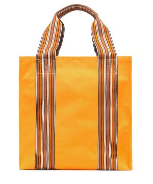 The Suitcase Stripe Large tote