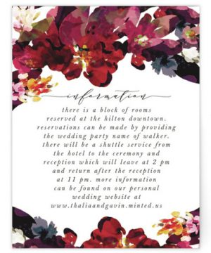 Tidal Blooms Directions Cards