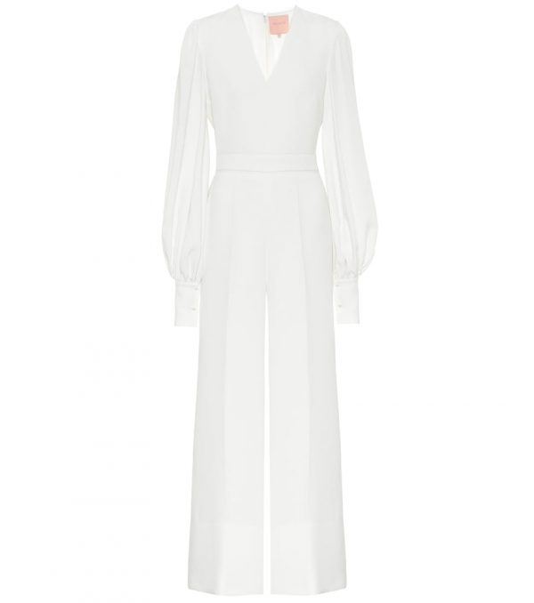 Tonia cady bridal jumpsuit