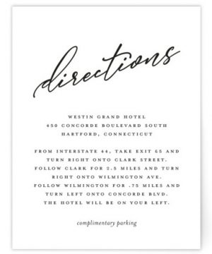 Why Knot Directions Cards