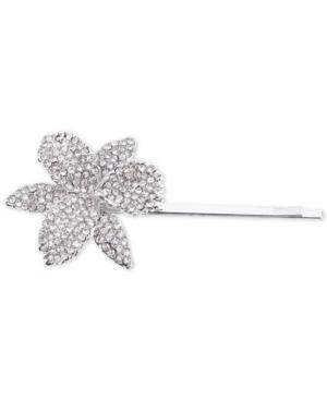 Nina Pave Orchid Hair Pin