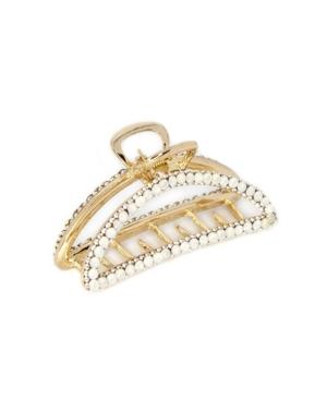Soho Style Crystal Sparkle Half-Circle Hair Claw
